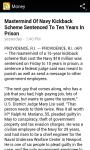 Huffington Post RSS screenshot 6/6