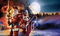 Christmas Wallpapers of Santa Claus screenshot 6/6