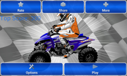 Free ATV Quad Pro Race Game screenshot 1/6