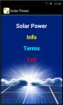 Solar Power Uses screenshot 2/4