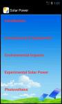 Solar Power Uses screenshot 3/4