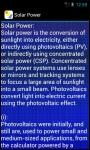 Solar Power Uses screenshot 4/4