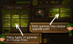 Zombie vs Gunman screenshot 2/2