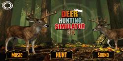Deer Jungle Hunting 2016 screenshot 6/6