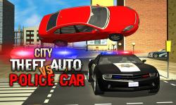 City Theft Auto vs Police Car screenshot 1/5