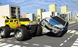City Theft Auto vs Police Car screenshot 4/5