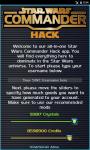 Star Wars Commander Hack Cheats screenshot 1/4