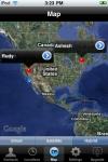 GPS Tracking Lite screenshot 1/1