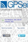 GPSei Mobile screenshot 1/1