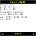 AngleCALC screenshot 2/2
