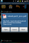 OpenOffice2PDF Converter screenshot 4/6