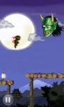 Ninja Rush  Deluxe screenshot 3/6