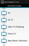 Czech Republic Live Tv screenshot 3/5