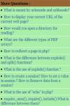 PHP Interview QA screenshot 3/3