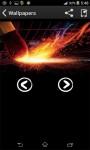HD Fire Wallpapers screenshot 3/4