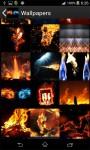 HD Fire Wallpapers screenshot 4/4