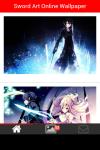 Sword Art Online Wallpaper screenshot 2/6