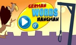German Words Hangman screenshot 6/6