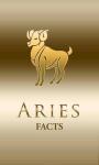 Aries Facts 240x400 screenshot 1/2