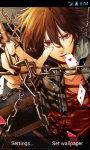 Wonderful Anime HD Live Wallpaper screenshot 3/6