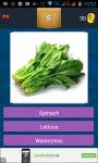 Vegetables words screenshot 4/6