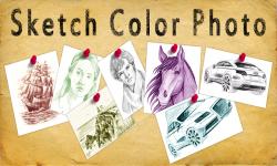 Sketch Color Photo screenshot 1/6