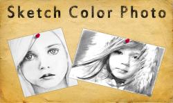 Sketch Color Photo screenshot 2/6