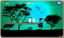 Batman Run Game screenshot 2/2