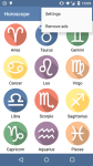Horoscope for Android by mobeela screenshot 2/4