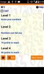 Numbers Swipe screenshot 3/4