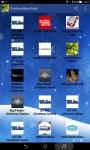 Christmas Music Radio Live screenshot 1/5