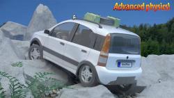 Island Escape car simulator 3D screenshot 2/6