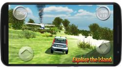 Island Escape car simulator 3D screenshot 4/6