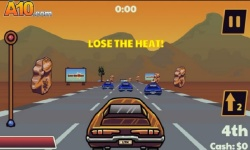 Retro Heat screenshot 1/6