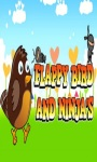 Flappy bird and ninjas Free screenshot 1/1