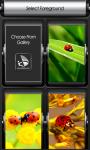 Ladybug Zipper Lock Screen screenshot 3/6