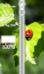 Ladybug Zipper Lock Screen screenshot 4/6
