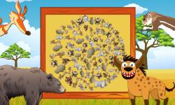 Wild Animals Defense screenshot 1/6