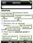 Cambridge Learner's Talking Dictionary screenshot 1/1