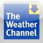 The Weather Channel Mobile Web-UK and Ireland screenshot 1/1
