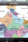 MapsOfIndia screenshot 1/1