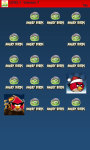Angry Birds Match Up Game screenshot 2/6