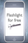 Flashlight for Free screenshot 1/1