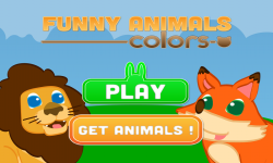 Funny Animals Colors for babies screenshot 4/4