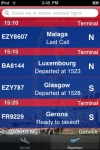 Gatwick Airport - iPlane Flight Information screenshot 1/1