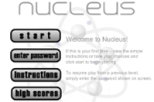 Nucleus Jumping screenshot 1/3