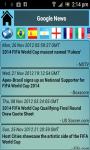 Brazil World Cup 2014 screenshot 5/6