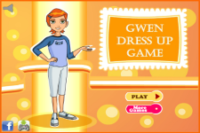 Gwen DressUp screenshot 1/2