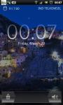 Village Manarola Night Live Wallpaper screenshot 1/6