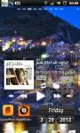 Village Manarola Night Live Wallpaper screenshot 2/6